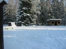 Mängumajake talvel